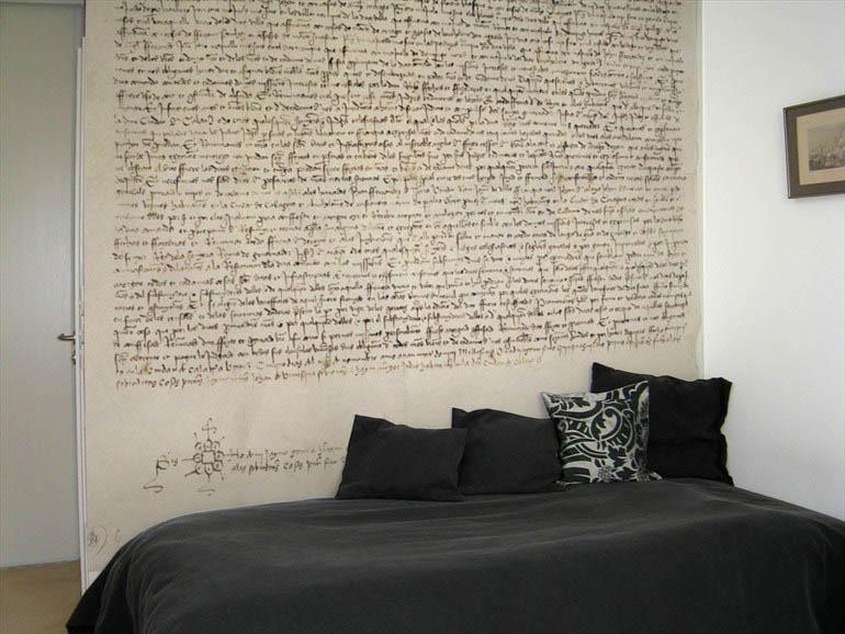 Poster da parati palazzo degli angeli for Carta da parati per parete letto